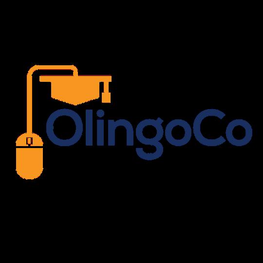 company logo olingoco